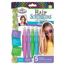 Set 5 creioane pastel pentru par copii