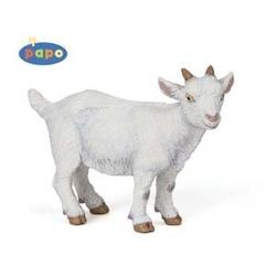 Figurina Papo -Ied alb