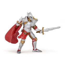 Figurina Papo-Cavaler cu masca de fier
