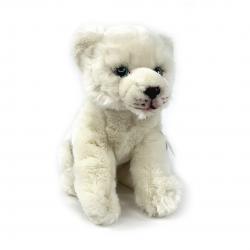 pui de leu alb