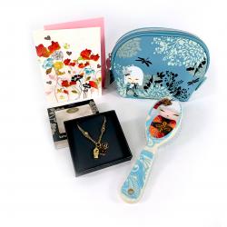 Set cadou beauty de la Kimmidoll