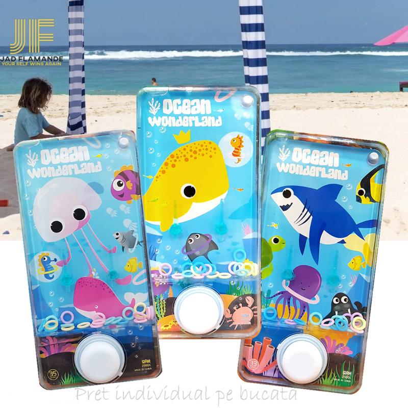 Jocul copilariei Lumea marina