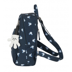 Rucsacel casual Mickey Mouse vedere laterala