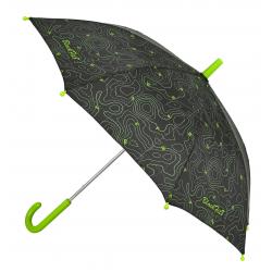 Umbrela ploaie baieti BlackFit8 Topography