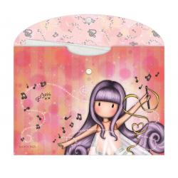 Set 2 mape PP A4 Gorjuss Melodies Little Dancer - Dancing Among The Stars