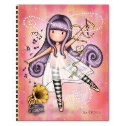 Rechizite Santoro Melodies Little Dancer