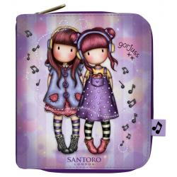 Portofel Santoro Gorjuss Melodies The Duet