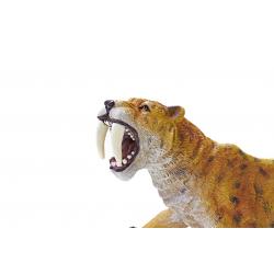 Figurina Dinozaur-Sabertoothed 20 cm