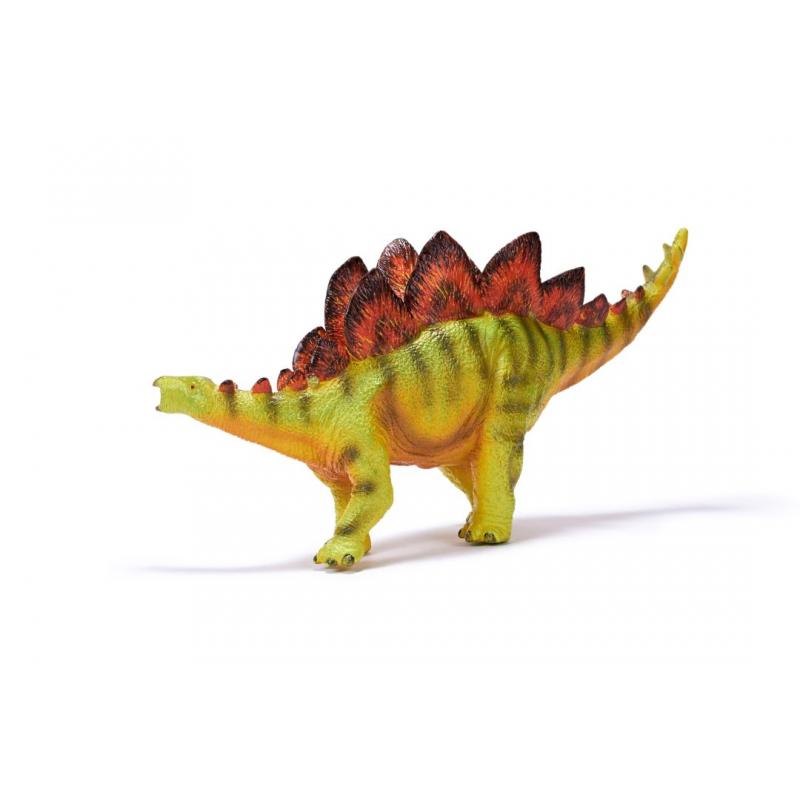 Jucarie din pvc moale dinozaur Stegosaurus