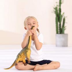 Juaca-te si tu cu Figurina Dinosaurus Brachiosaurus daca ai 3-9 ani