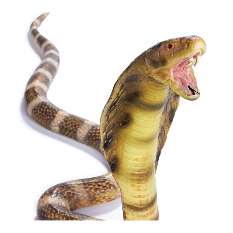 Figurina de colectie sarpe Cobra 125 cm