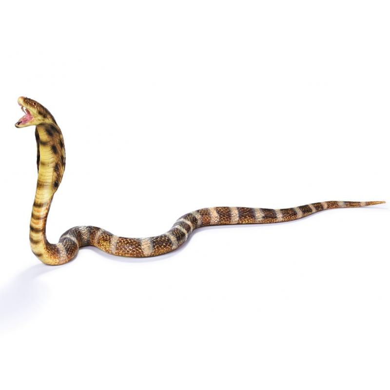 Sarpe Cobra marime naturala Figurina colectionabila