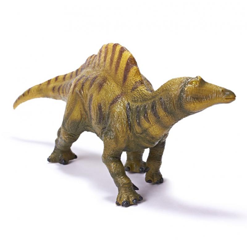 Figurina dinozaur Ouranosaurus lung de 29 cm
