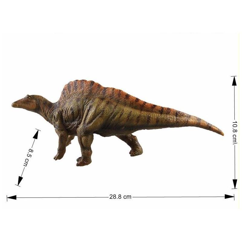 dinozaur Ouranosaurus- jucarie din pvc moale