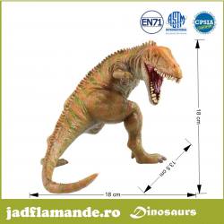Jurassic Park Dinozaur Carcharodontosaurus - figurina moale