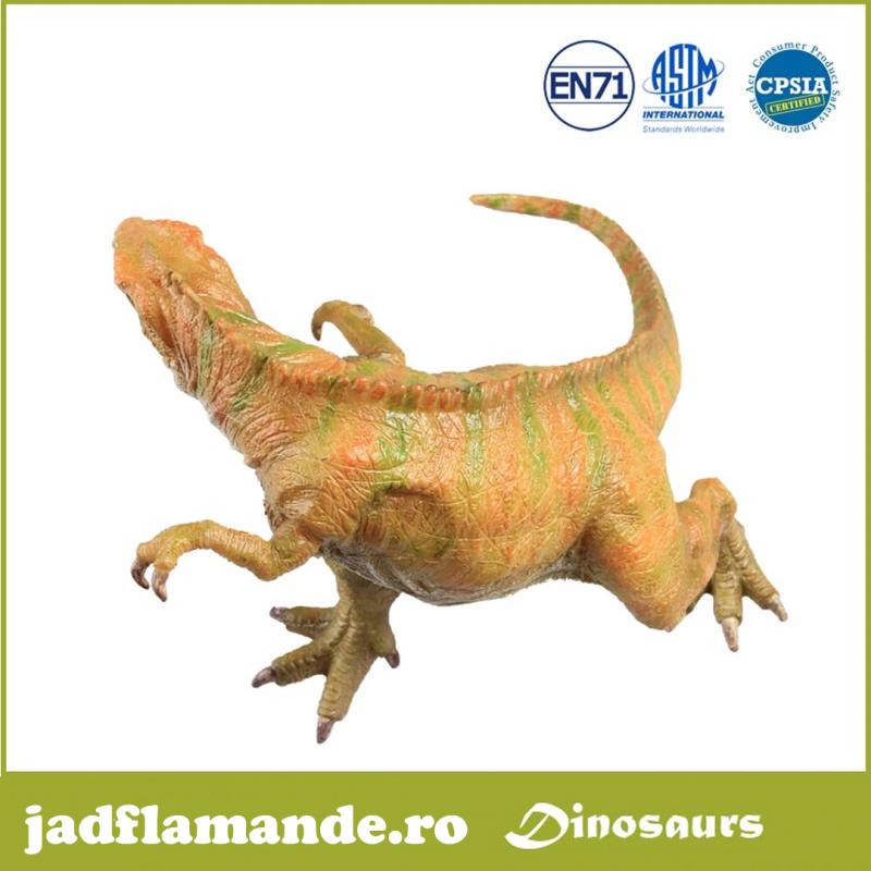Jurassic Dinozaur Carcharodontosaurus - figurina educationala