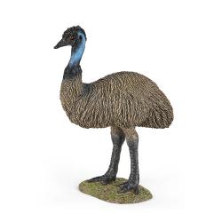 Pasarea Emu din australia, figurina educativa pentru copii