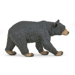 Figurina Urs negru american, jucarie educationala