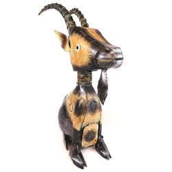 Figurina decorativa de gradina din metal Tap