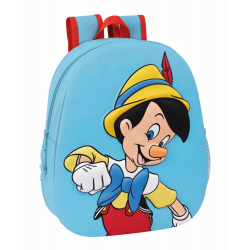 Rucsac 3D Disney Pinochio