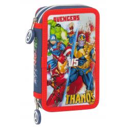 Penar dublu echipat Avengers Heroes Vs Thanos