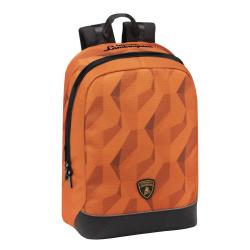 Lamborghini Rucsac sport portocaliu