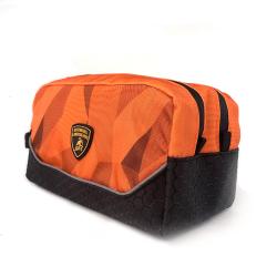 Borseta barbati licenta Lamborghini culoare portocalie