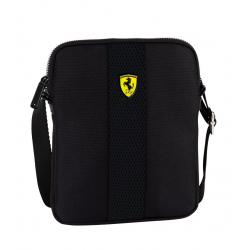 Geanta barbati crossover Ferrari neagra
