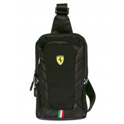 Rucsac crossbody Ferrari negru