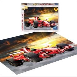 Puzzle 250 piese-Formula 1