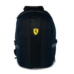 Rucsac barbati Ferrari negru