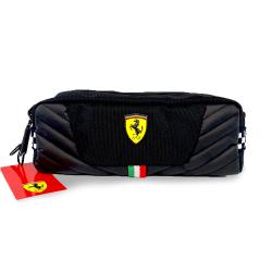 Borseta voiaj Ferrari neagra