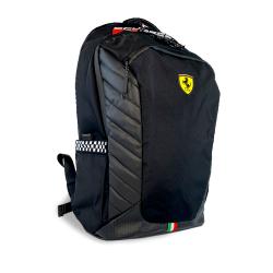Rucsac barbati Scuderia Ferrari negru