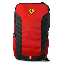 Rucsac sport Ferrari rosu