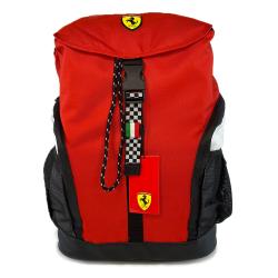 Rucsac cu clapeta Ferrari pentru scoala