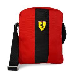 Geanta crossover Ferrari rosie