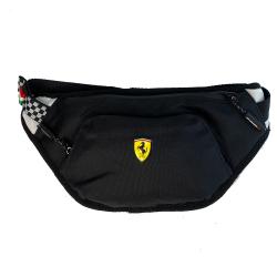 Borseta sold Ferrari (negru)