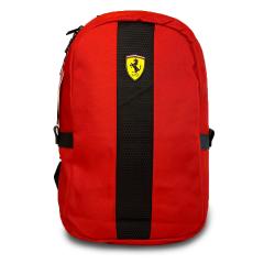 rucsac Ferrari rosu pentru voiaj
