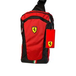 Geanta crossbody Ferrari rosie