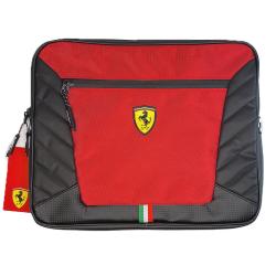 Husa laptop Ferrari rosie