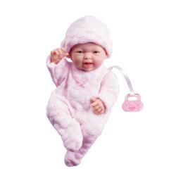 Bebelusi in costumas roz, jucarie fetite