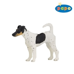 Caine Fox Terrier - Figurina Papo