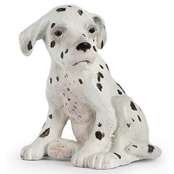 Pui Dalmatian sezand - Figurina Papo