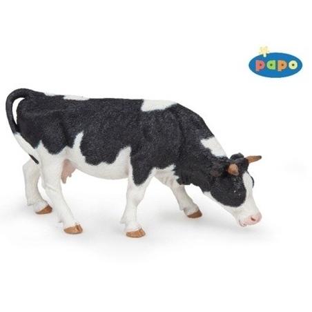 Figurina Papo-Vaca alb-negru