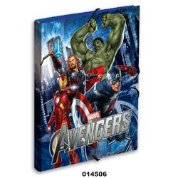Mapa cu elastic A4 colectia Avengers