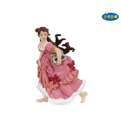 Figurina Papo - Printesa roz cu comoara