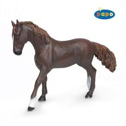 Iapa Alezan englez negru - Figurina Papo