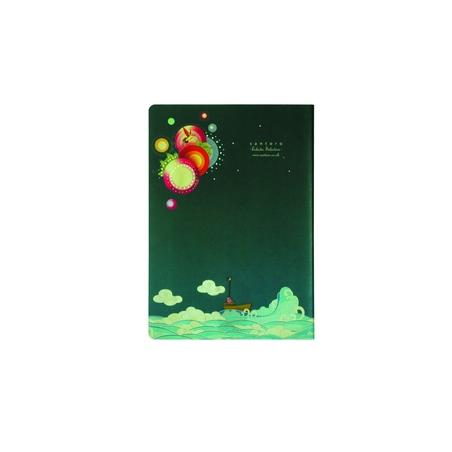 Caiet premium A4, 60 pagini, Eclectic
