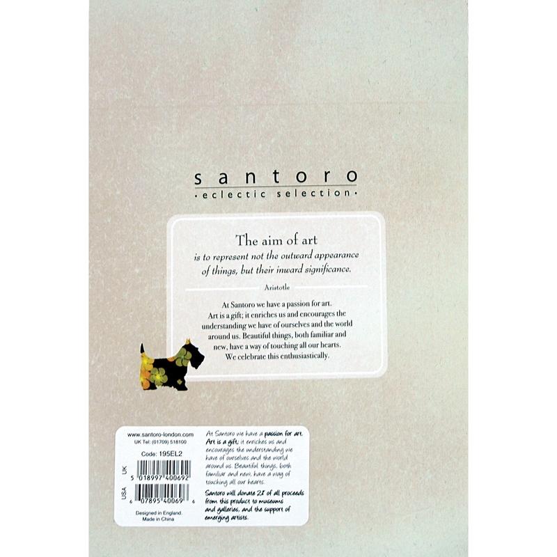 Caiet premium A5, 60 pagini, Eclectic