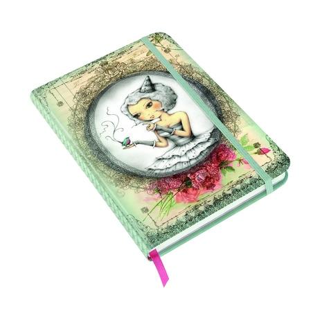 Agenda Eclectic™ cu coperti tari cartonate